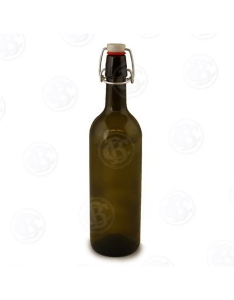 750 ml EZ Cap Wine Bottles, cs/12