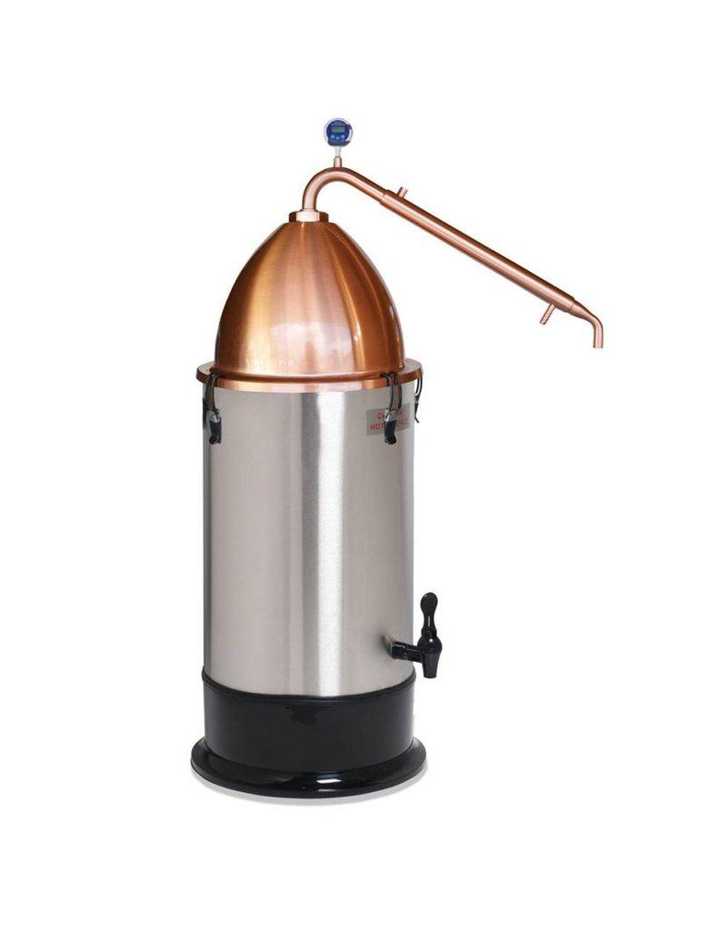 Pot Still Copper Condenser Still Spirits