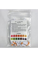 Ph Papers, 1-14 Range - Package Of 50