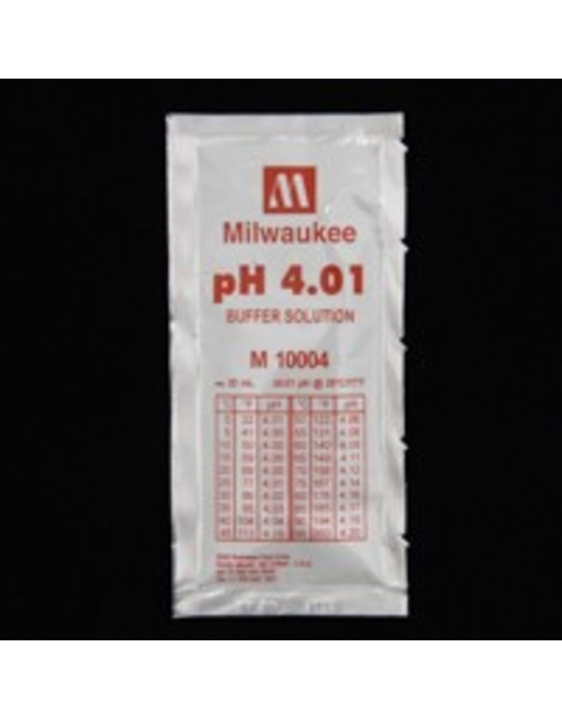 4.01 pH Pouch Calibration Buffer Solution