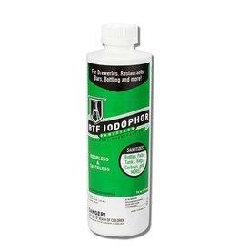 16 oz. - BTF Iodophor Sanitizer