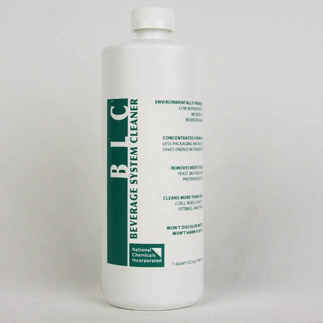 32 oz. - BLC Beverage System Cleaner