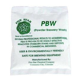 PBW Powdered Brewery Wash - 2 oz Package