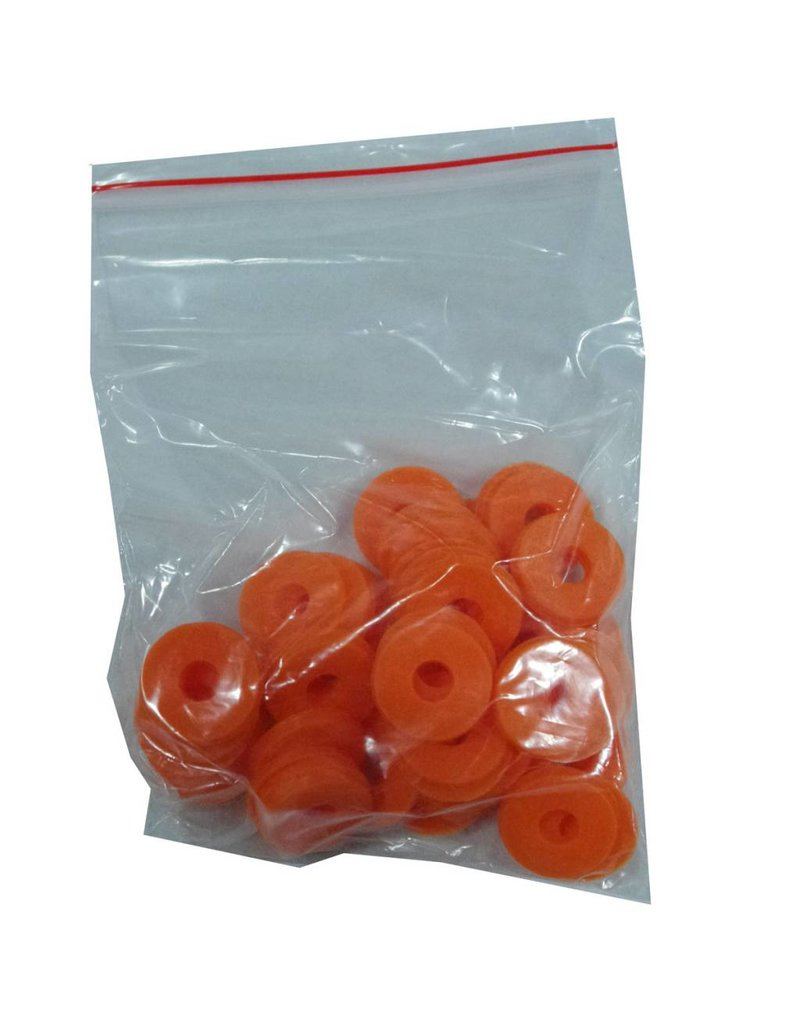 48 pack - Silicone Seals for Flip Top Bottles