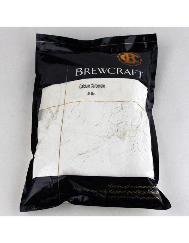 Calcium Carbonate - 5 LB / 2.268 kg Package