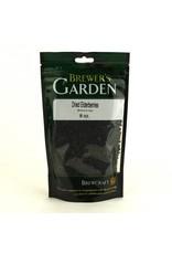 Brewers Garden Dried Elderberries - 8 oz Package