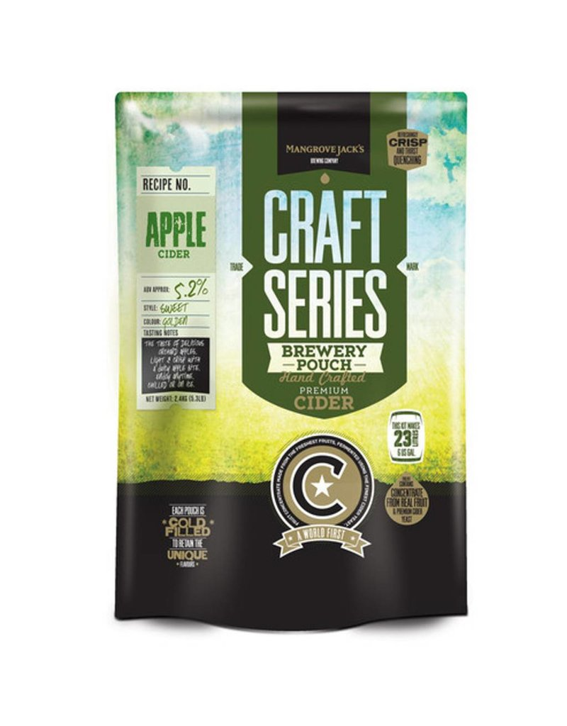 Mangrove Jack's Craft Series Apple Cider Pouch 2.4 kg