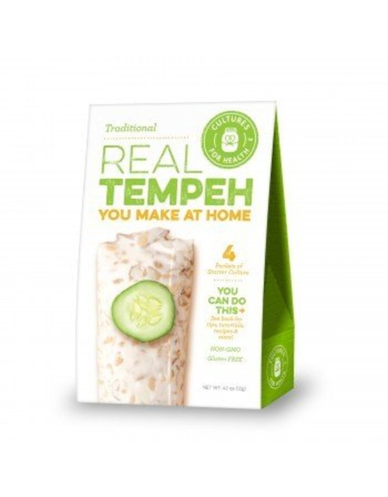 Cultures For Health Tempeh Starter