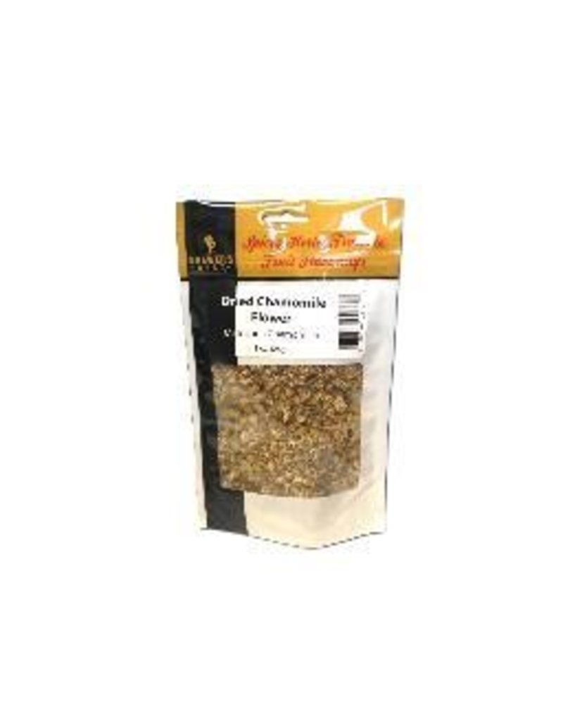 1 oz. - Chamomile Flowers, Dried