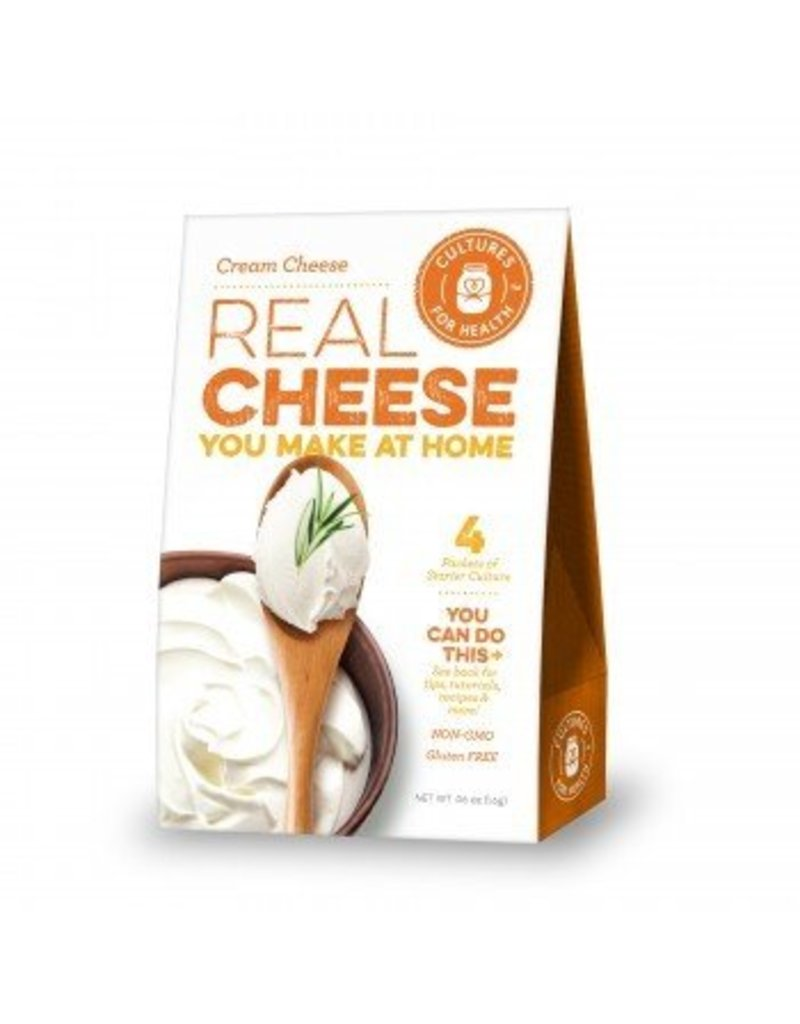 Cultures For Health Cream Cheese Culture