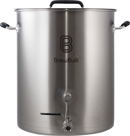15 Gallon BrewBuilt Brewing Kettle
