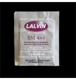 Lalvin Lalvin BM 4x4 Wine Yeast, 5g