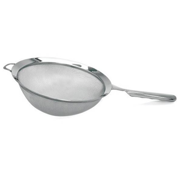 """Norpro 8"""" Stainless Steel Double Mesh Strainer"""