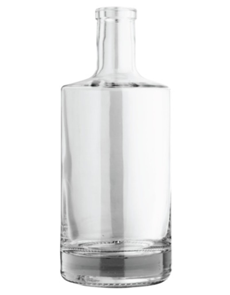 750ml Jersey Spirit Bottle, cs/6