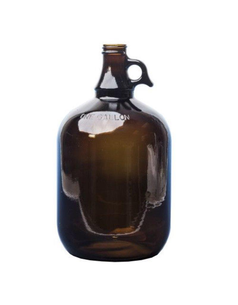 Gallon Amber Jug, Case 4