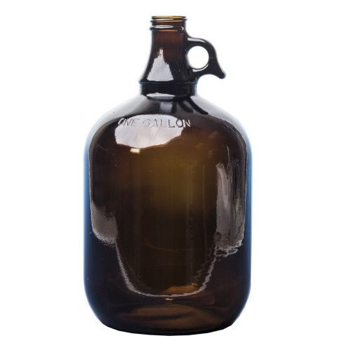Gallon Amber Jug