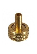 Brass Hose - Female x 3/8 in. Barb