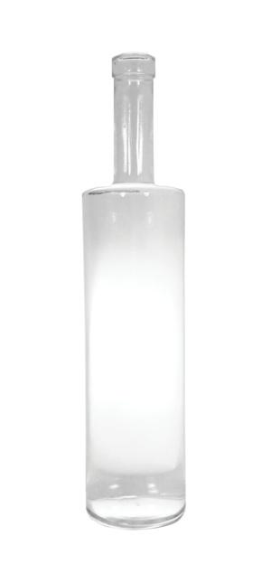 750ml Chicago Spirit Bottle
