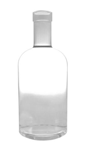 750ml Oregon Spirit Bottle