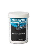 National Chemicals Incorporated Craft Meister Keg & Carboy Cleaning Tablets 3 ct.