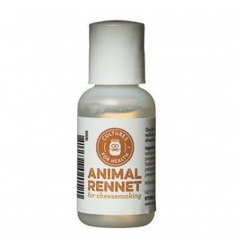 Cultures For Health Liquid Animal Rennet 1oz.