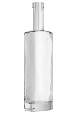 750ml St. Louis Oval Spirit Bottle cs/12