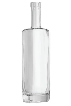 750ml St. Louis Oval Spirit Bottle