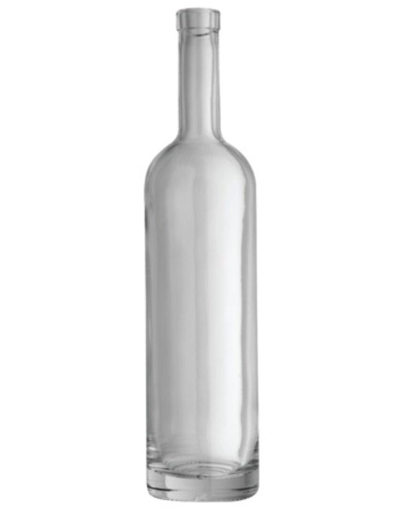 750ml Arizona Round Spirit Bottle