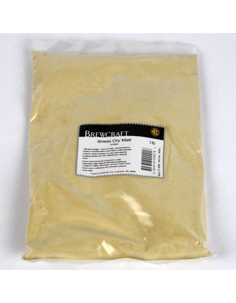 Briess Malt Briess Dry Malt Extract Amber - 1 LB