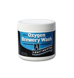 National Chemicals Incorporated 1 LB - Craftmeister Oxygen Wash