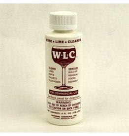 National Chemicals Incorporated 4 oz. - Wine Line Cleaner (HAZMAT), WLC