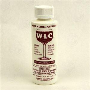 National Chemicals Incorporated 4 oz. - Wine Line Cleaner (HAZMAT), WLC