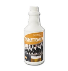 National Chemicals Incorporated 32 oz. - Penetrate Beverage System Cleaner
