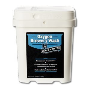 National Chemicals Incorporated 5 LB - Craftmeister Oxygen Wash
