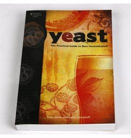 Book, Yeast - Chris White & Jamil Zanisheef