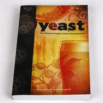Book, Yeast - Chris White & Jamil Zanisheef
