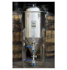 Ss Brewing Technologies 1/2 BBL Chronical Fermenter, SS Brewtech (Conical)