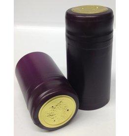 Purple PVC Capsule, 30 pack