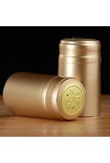 Gold PVC Capsule, 15 pack