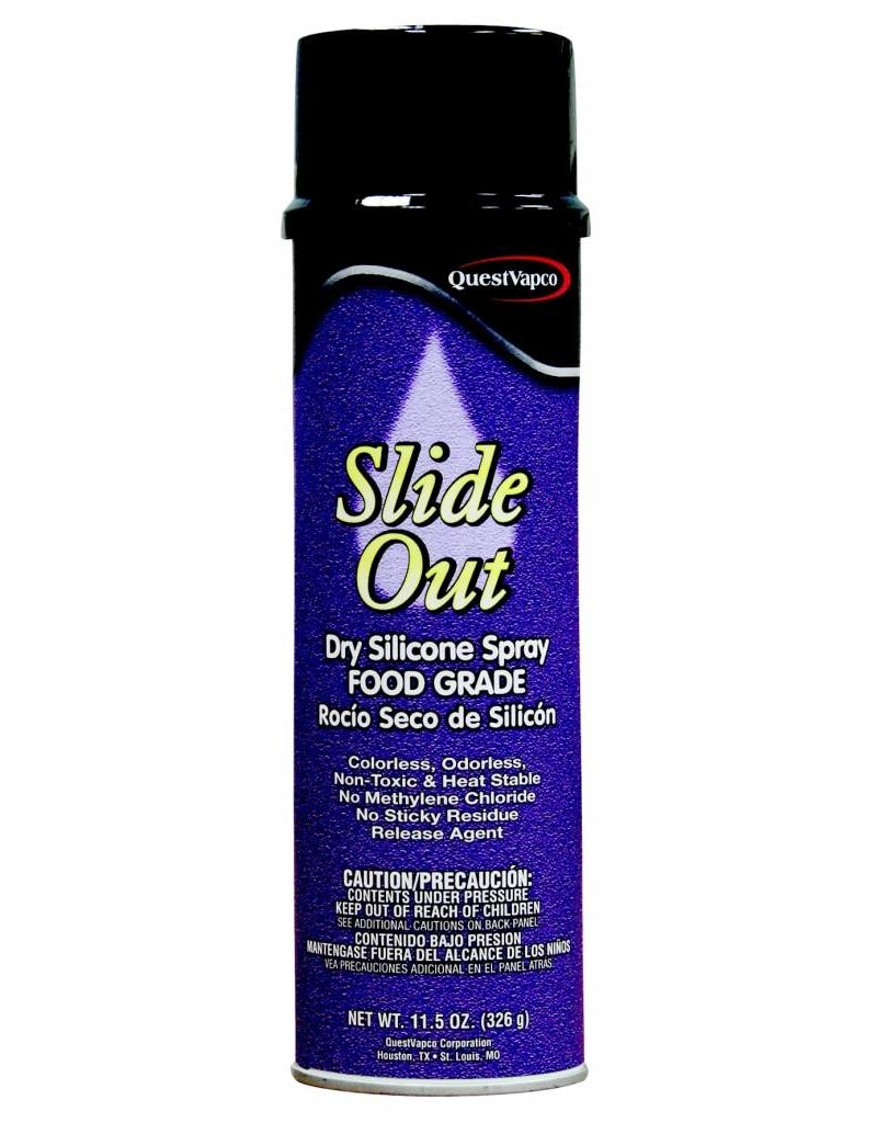 Dry Silicone Spray - Food Grade