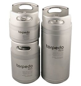 5 Gallon Torpedo Keg