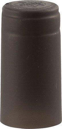 All Black PVC Sleeve, 15 Pack