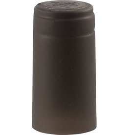 All Black PVC Sleeve, 30 Pack