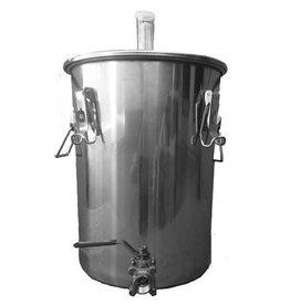 Ported 7 Gallon SS Fermenter