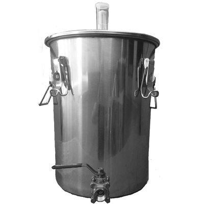 Ported 14 Gallon SS Fermenter