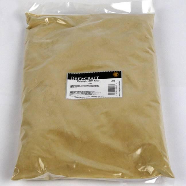 Briess Malt Briess Dry Malt Extract Traditional Dark - 3 LB
