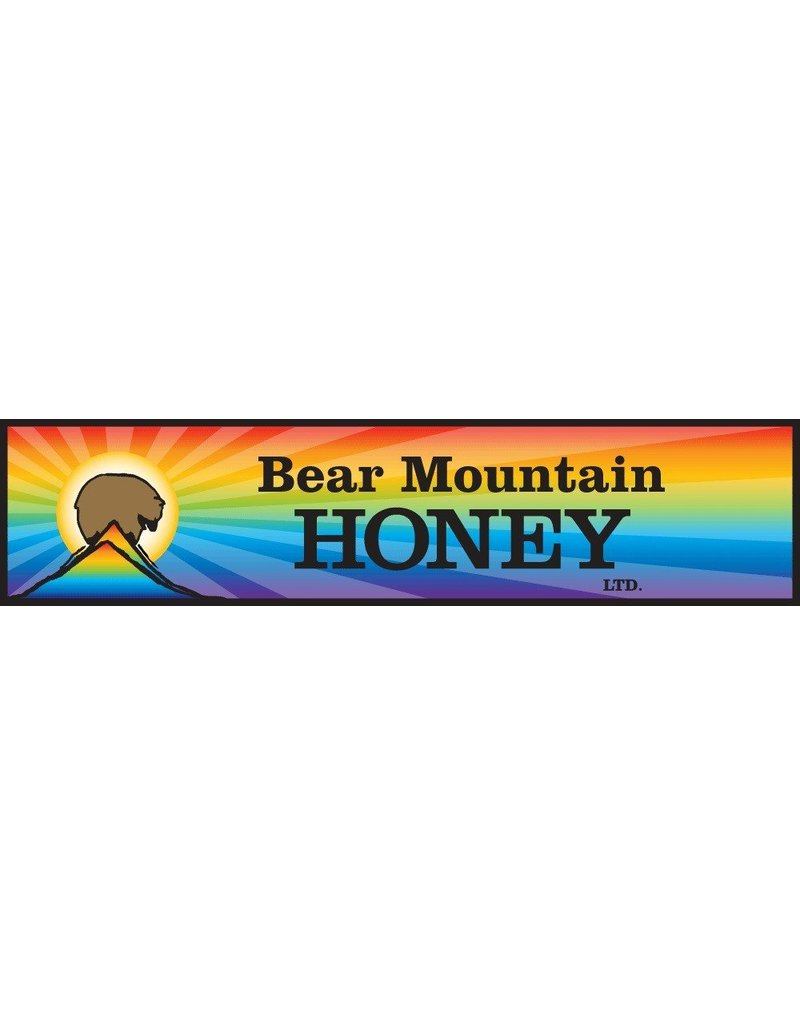 Bear Mountain Honey 1LB. - Wild flower Honey