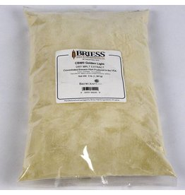 Briess Malt Briess Dry Malt Brewers Golden Light - 3 lb Bag