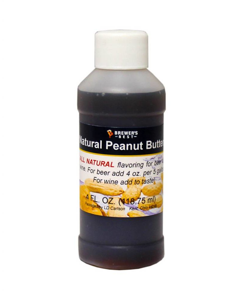 4 oz Natural Peanut Butter Flavoring Extract