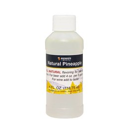 4 oz Natural Pineapple Flavoring Extract